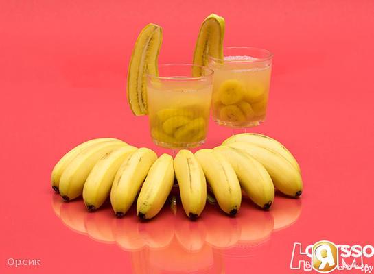 Банановый глинтвейн