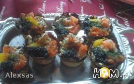 Картофельные корзиночки (тарталетки)
