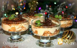 """Домашний десерт """"А-ля тирамису"""""""