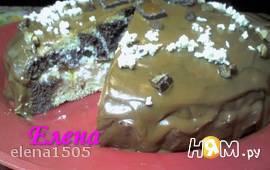 """Торт """"Зебра"""" (вариация)"""