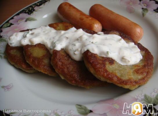 Боксти, ирландские картофельные оладьи