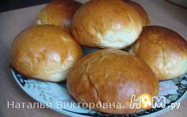 Самые вкусные булочки для бургеров