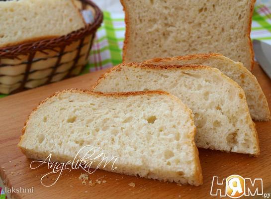 Хлеб с варёным рисом в хлебопечке