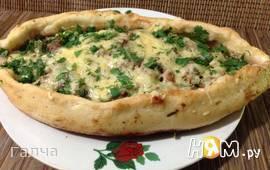 Пиде, или пицца по-турецки с огуречным соусом