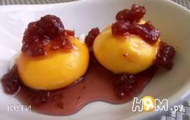 Желтки яичные на десерт