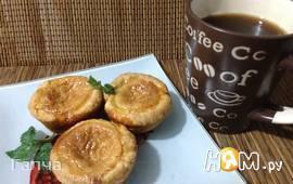 Pasteis de nata-пирожные с заварным кремом