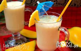 Манговый коктейль