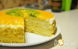 Апфельмусс - торт