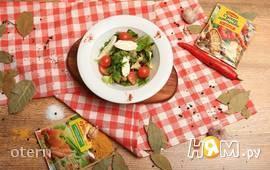 Салат со шпинатом от Maggi