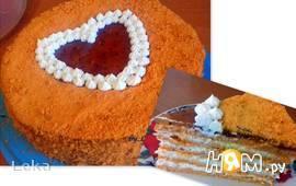 """Торт """"Красный мак"""""""