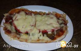 Мини-пиццы в хлебопечке