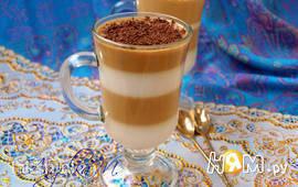 Кофейно-молочное желе