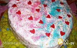 """Торт """"Для Любящих сердец"""""""