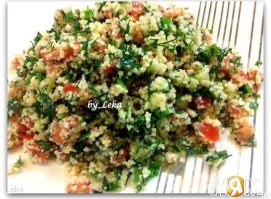 """Витаминный салат """"Табуле"""""""