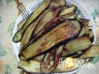 Приготовление баклажанов с орехами: шаг 3