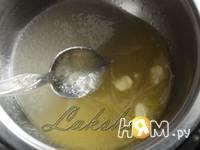 Приготовление пряничных домиков на чашки: шаг 1