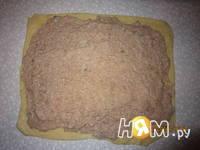 Приготовление мясного штруделя: шаг 5
