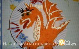 "Салат морковь ""по-корейски"""