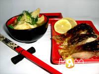 Приготовление рыбного супа с креветочными пельменями: шаг 10