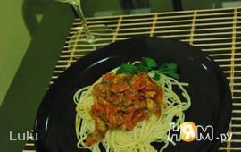 Моллюски в томатном соусе