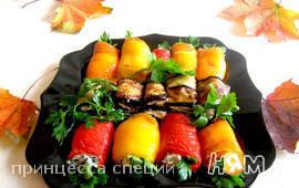 Овощная закуска-ассорти