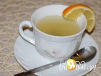 Приготовление имбирного чая с цитрусовым ароматом: шаг 4