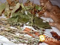 Приготовление травяного чая Здоровье : шаг 1