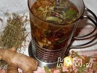Приготовление травяного чая Здоровье : шаг 2