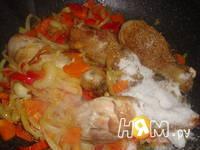 Приготовление риса А-ля плов с розмарином: шаг 10