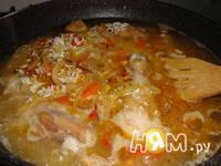 Приготовление риса А-ля плов с розмарином: шаг 12