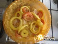 Приготовление шашлыка на шпажках в духовке: шаг 3