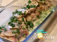 Приготовление тефтелей в сливочно-грибном соусе: шаг 3