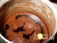 Приготовление кофе по-немецки с коньяком: шаг 3