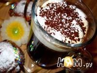 Приготовление кофе по-немецки с коньяком: шаг 6