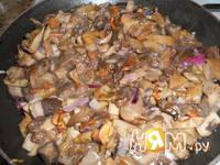 Приготовление грибов в лаваше: шаг 1