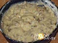 Приготовление супа с грибными клецками: шаг 2