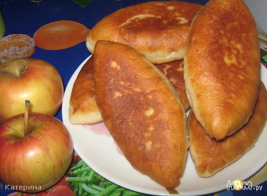 рецепты выпечки пирожки ням-ням