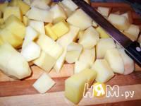 Приготовление щей из свежей капусты: шаг 2