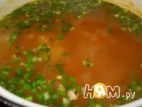 Приготовление щей из свежей капусты: шаг 5