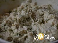 Приготовление блинчиков богатырских: шаг 2