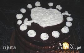Торт с маскарпоне-для любимого