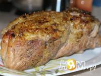 Приготовление свиного окорока в соусе: шаг 7