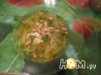 Приготовление супа из зеленого горошка: шаг 6