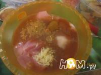 Приготовление шашлыка из куриных грудок с соусом: шаг 2