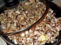 Приготовление картофельных ватрушек с грибами: шаг 5