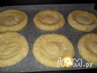 Приготовление картофельных ватрушек с грибами: шаг 10