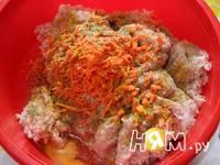 Приготовление запеканки из курицы и картофеля: шаг 1