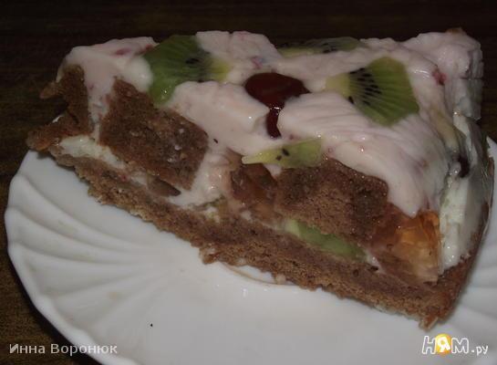 "Торт  ""Фантазия"""