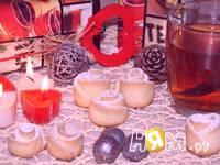 Приготовление творожного печенья Розочки: шаг 9