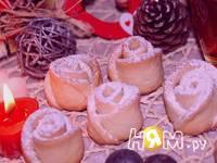 Приготовление творожного печенья Розочки: шаг 10